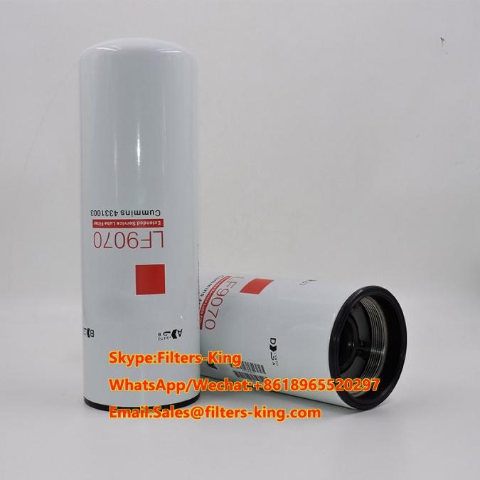 Oil Filter Fleetguard LF9070 LF9000 Cummins 2882673 Cummins