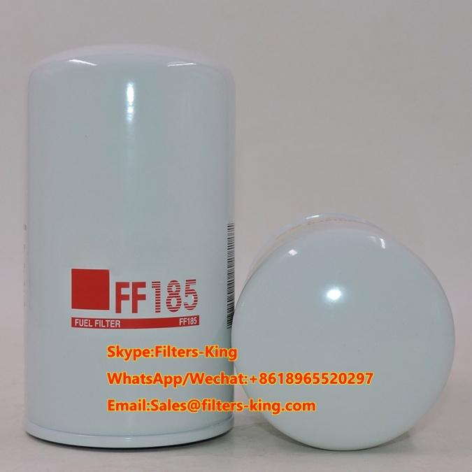 fuel filter fleetguard ff185 baldwin bf970 donaldson p557440 caterpillar  1p-2299 cross reference