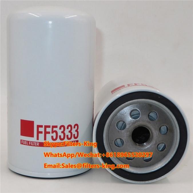 Fuel Filter Fleetguard FF5333 Baldwin BF5815 Donaldson P556917