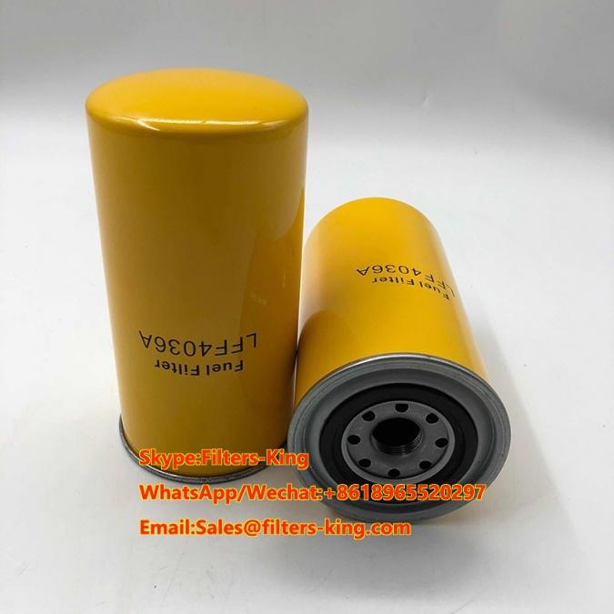 fuel filter luber finer lff4036a fleetguard ff4036 baldwin bf1102 donaldson  p550365 rolls-royce od19596
