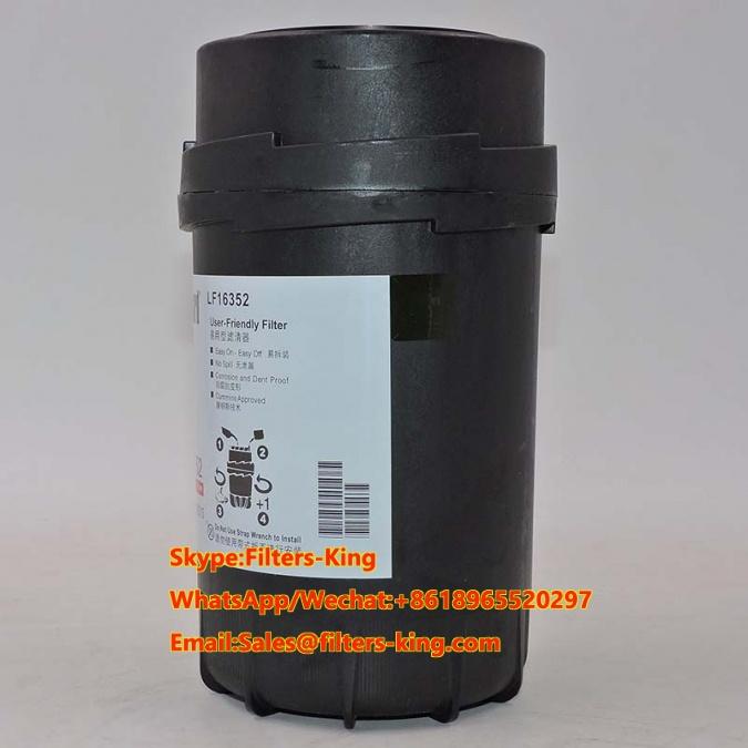Fleetguard Oil Filter LF16352 Cummins 5262313 Baldwin B40050 Cross